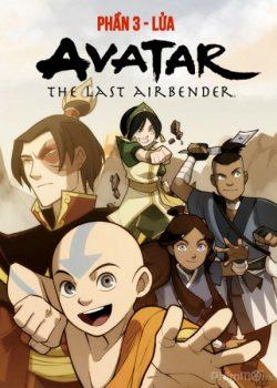 Avatar: Tiết Khí Sư Cuối Cùng (Phần 3) – Avatar: The Last Airbender (Book 3)