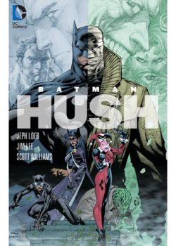 Batman và Hush: Kẻ Thù Chết Người –  Batman: Hush