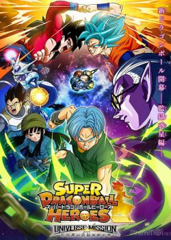 Bảy Viên Ngọc Rồng: Hành Tinh Ngục Tù – Super Dragon Ball Heroes