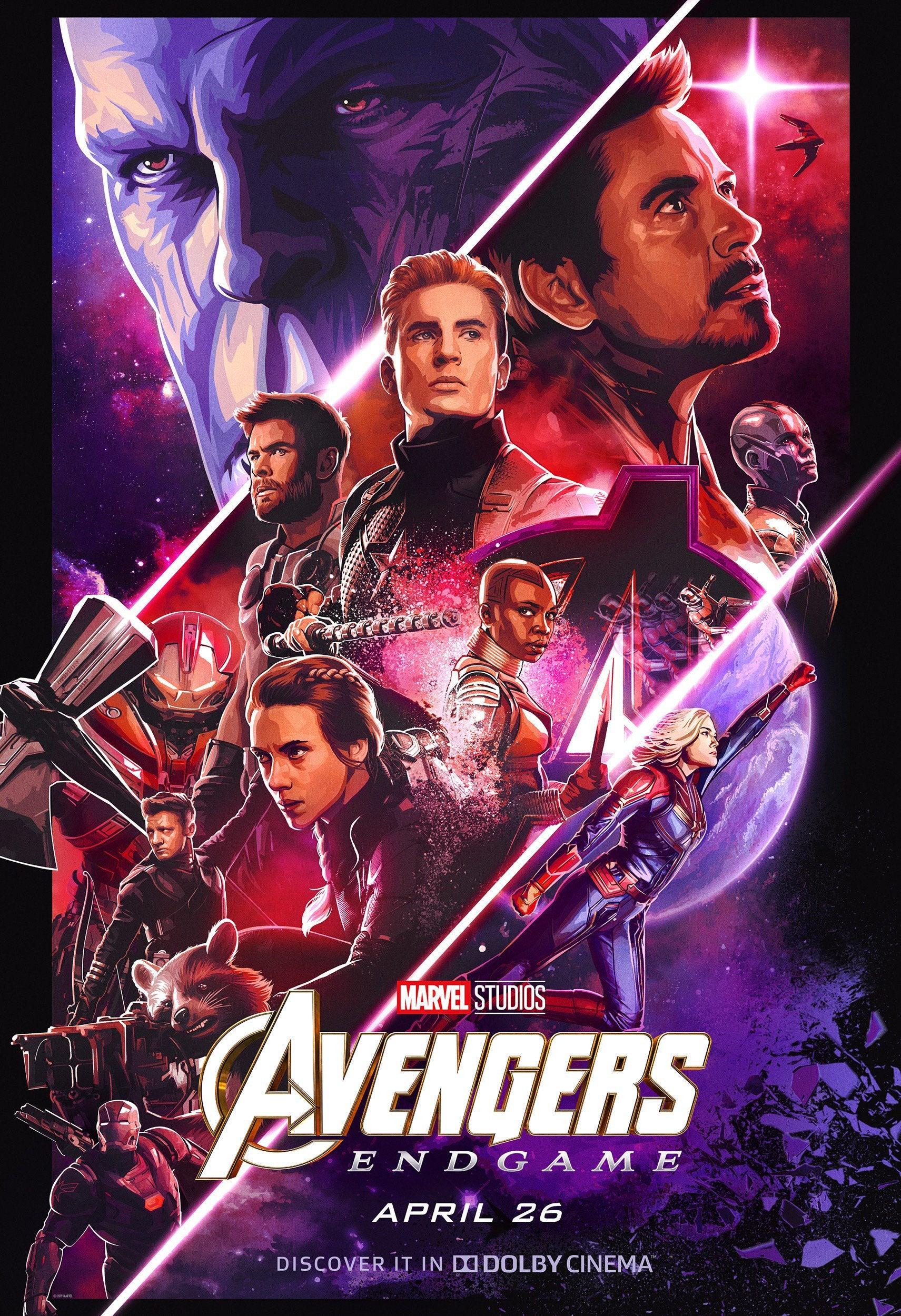 Biệt Đội Siêu Anh Hùng 4: Tàn Cuộc – Avengers 4: Endgame