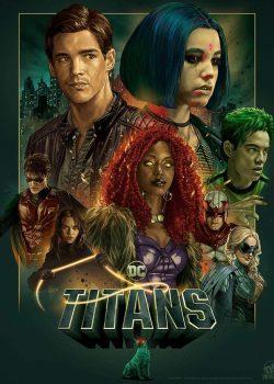 Biệt Đội Titans (Phần 2) – Titans (Season 2)