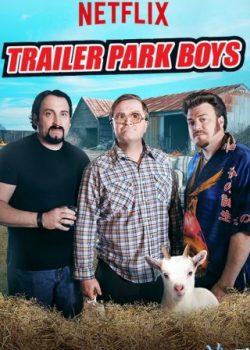 Bộ Ba Trộm Cắp: Nhiệm Vụ Ở Châu Âu (Phần 1) – Trailer Park Boys: Out Of The Park (Season 1)