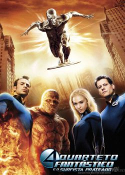 Bộ Tứ Siêu Đẳng 2: Sứ Giả Bạc – Fantastic Four: Rise of the Silver Surfer