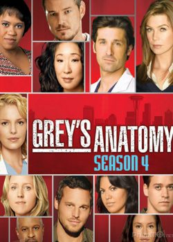 Ca Phẫu Thuật Của Grey (Phần 4) – Grey's Anatomy (Season 4)