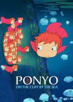 Cô Bé Người Cá Ponyo – Ponyo On The Cliff By The Sea (Gake no ue no Ponyo)