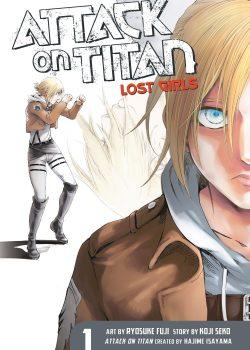 Đại Chiến Titan: Cô Gái Mất Tích – Attack on Titan: Lost Girls
