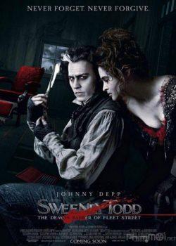 Gã Thợ Cạo Ma Quỷ Trên Phố Fleet – Sweeney Todd: The Demon Barber of Fleet Street