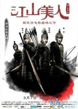 Giang Sơn Mỹ Nhân – An Empress and the Warriors