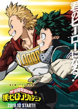 Học Viện Anh Hùng (Phần 4) – My Hero Academia (Season 4) (Boku no Hero Academia)