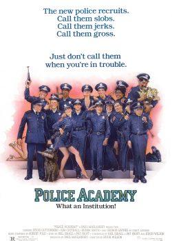 Học Viện Cảnh Sát – Police Academy