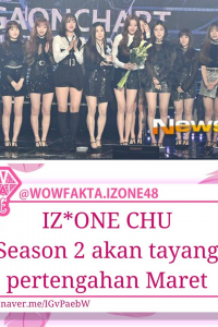 IZ ONE CHU SEASON 2