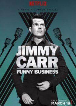 Jimmy Carr: Câu Chuyện Kinh Doanh – Jimmy Carr: Funny Business