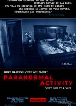 Lời Nguyền Bí Ẩn 1 – Paranormal Activity 1