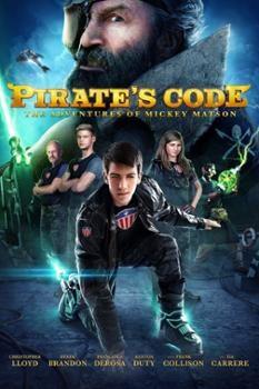 Luật Cướp Biển: Cuộc Phiêu Lưu Của Mickey Matson – Pirate's Code: The Adventures Of Mickey Matson