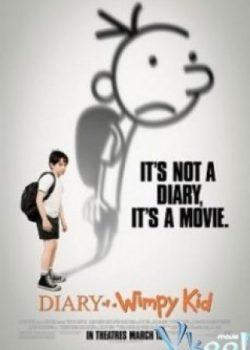 Nhật Ký Cậu Bé Nhút Nhát – Diary Of A Wimpy Kid