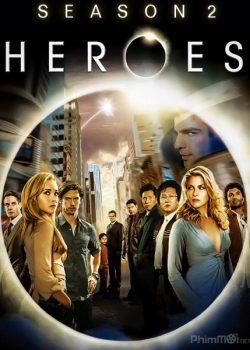 Những Người Hùng (Phần 2) – Heroes (Season 2)