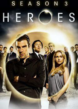 Những Người Hùng (Phần 3) – Heroes (Season 3)