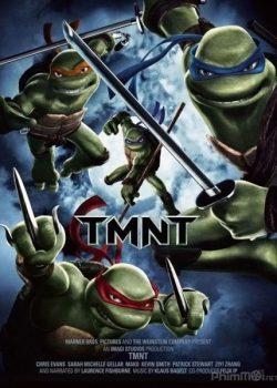 Ninja Rùa Đột Biến – Teenage Mutant Ninja Turtles IV (TMNT)