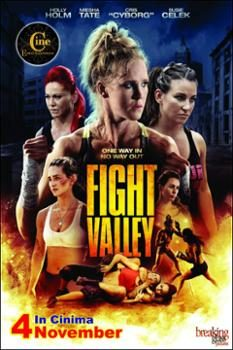 Nữ Võ Sĩ – Fight Falley