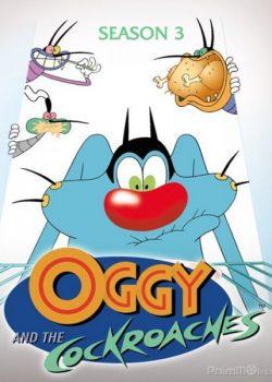 Oggy và Những Chú Gián Tinh Nghịch (Phần 3) – Oggy and the Cockroaches (Season 3)