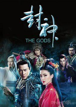 Phong Thần: Dương Tiễn Truyền Kỳ – The Gods