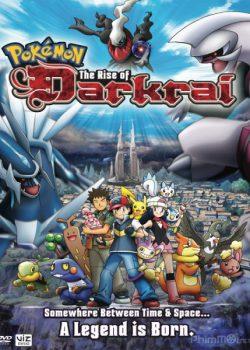 Pokemon Movie 10: Dialga VS Palkia VS Darkrai – Pokémon Movie 10: The Rise of Darkrai