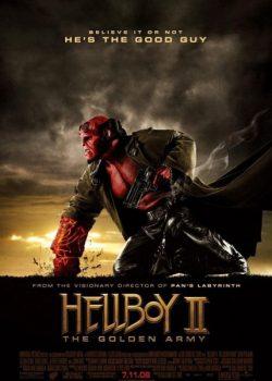 Quỷ Đỏ 2: Binh Đoàn Địa Ngục – Hellboy II: The Golden Army