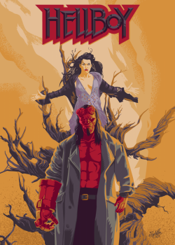 Quỷ Đỏ – Hellboy