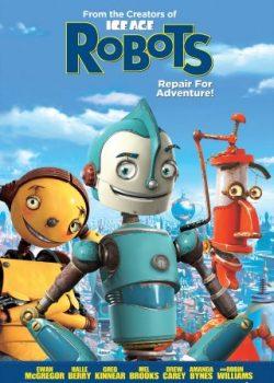 Thành Phố Robot – Robots