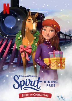 Tự Do Rong Ruổi: Giáng Sinh Cùng Spirit – Spirit Riding Free: Spirit Of Christmas