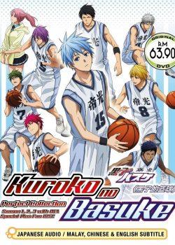 Vua Bóng Rổ Kuroko (Phần Special 3) – Kuroko no Basket (Special 3)