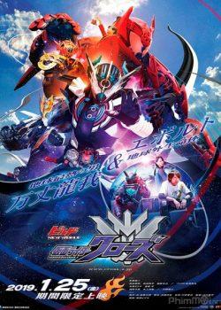 Xây Dựng Thế Giới Mới – Kamen Rider Build NEW WORLD: Kamen Rider Cross-Z