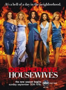 Những Bà Nội Trợ Kiểu Mỹ (Phần 4) – Desperate Housewives (Season 4)