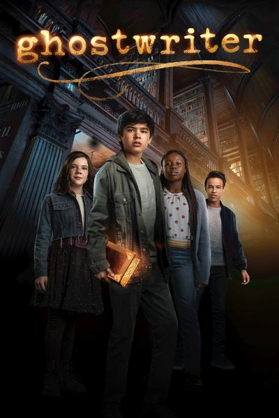 Hồn Ma Nhà Văn (Phần 2) - Ghostwriter (Season 2)