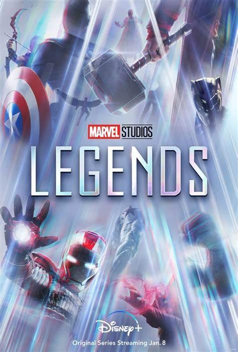 Marvel Studios: Huyền thoại - Marvel Studios: Legends