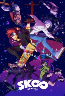 Xem Phim SK∞ (SK8 the Infinity | SK Eight)