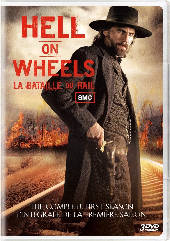Bánh Xe Địa Ngục (Phần 1) - Hell on Wheels (Season 1)