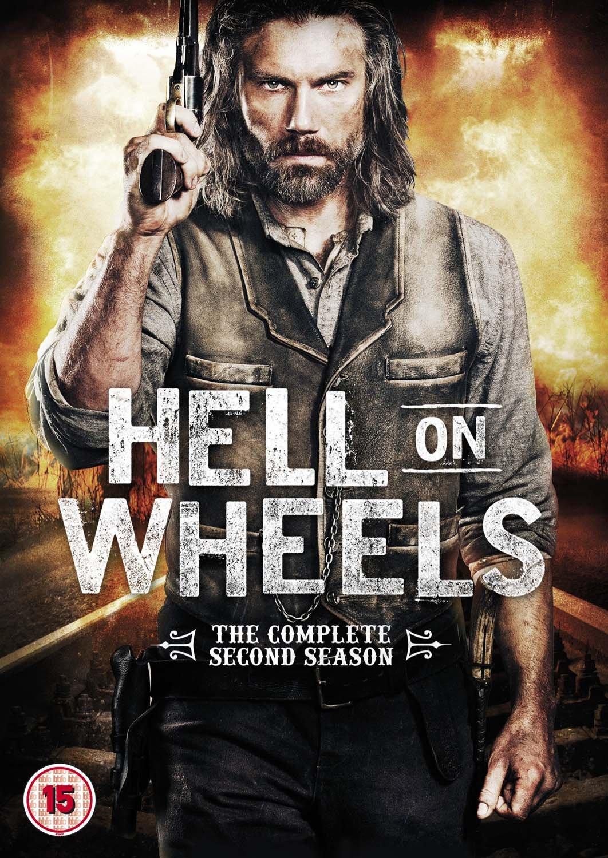 Bánh Xe Địa Ngục (Phần 2) - Hell on Wheels (Season 2)