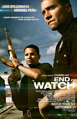 Tàn Cuộc - End of Watch