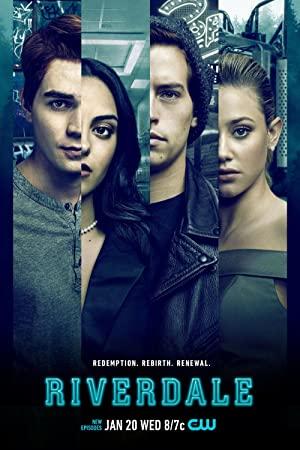 Thị trấn Riverdale (Phần 5) - Riverdale (Season 5)
