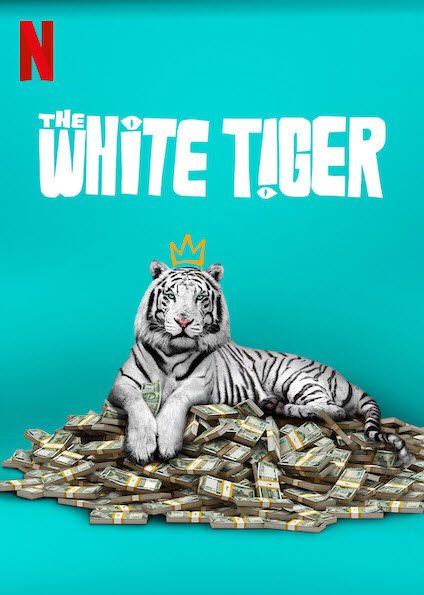 Cọp Trắng - The White Tiger