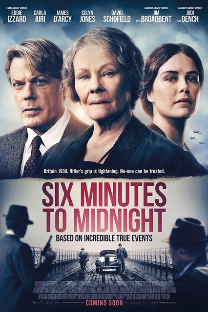 Sáu Phút Trước Nửa Đêm - Six Minutes to Midnight