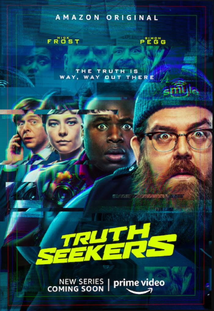 Biệt Đội Bắt Ma (Phần 1) - Truth Seekers (Season 1)