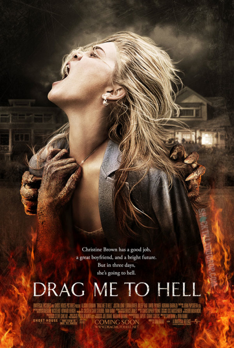 Lời Nguyên Ác Quỷ - Drag Me to Hell