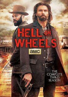 Bánh Xe Địa Ngục (Phần 3) – Hell on Wheels (Season 3)