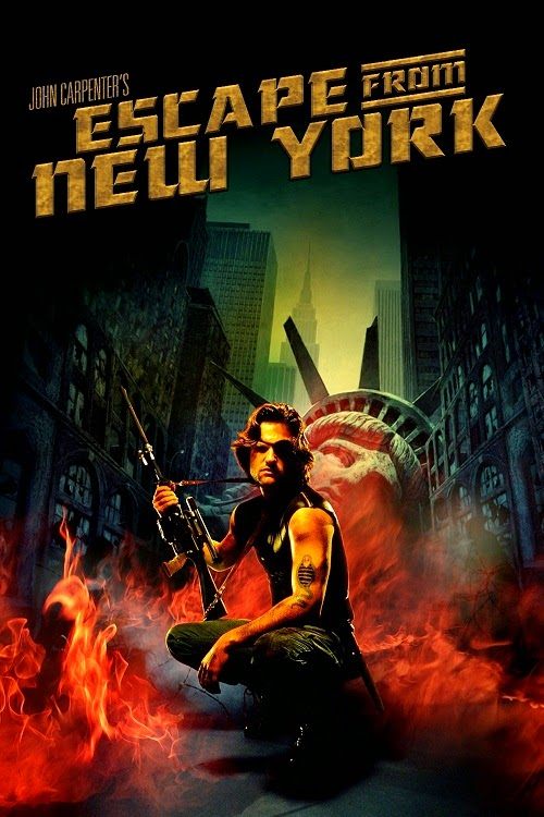 Trốn Thoát Khỏi New York - Escape from New York