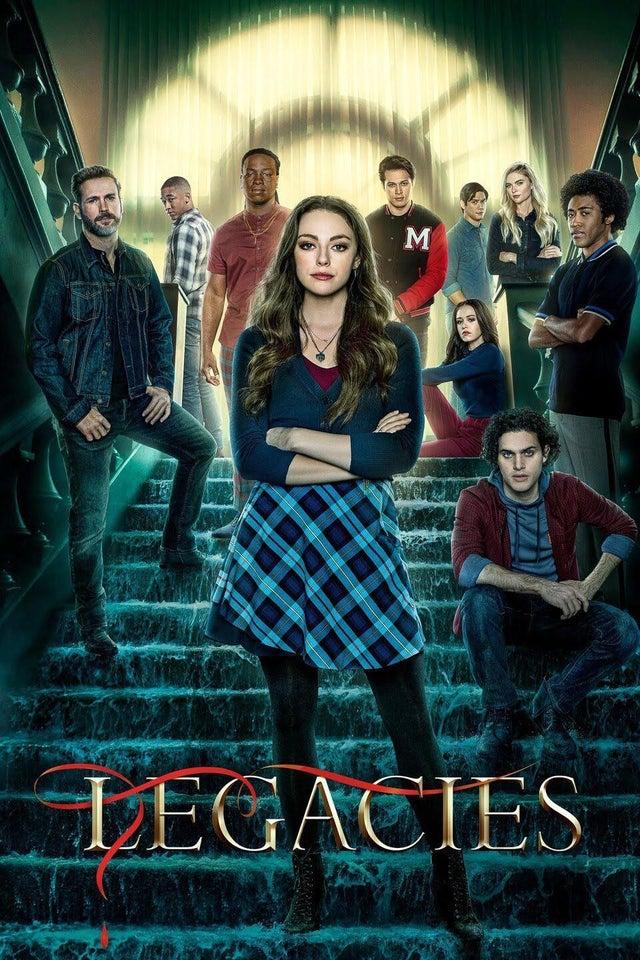 Hậu Duệ (Phần 3) - Legacies (Season 3)