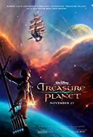 Hành Tinh Châu Báu - Treasure Planet