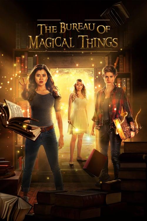 Kyra Và Thế Giới Phép Thuật (Phần 1) - The Bureau of Magical Things (Season 1)