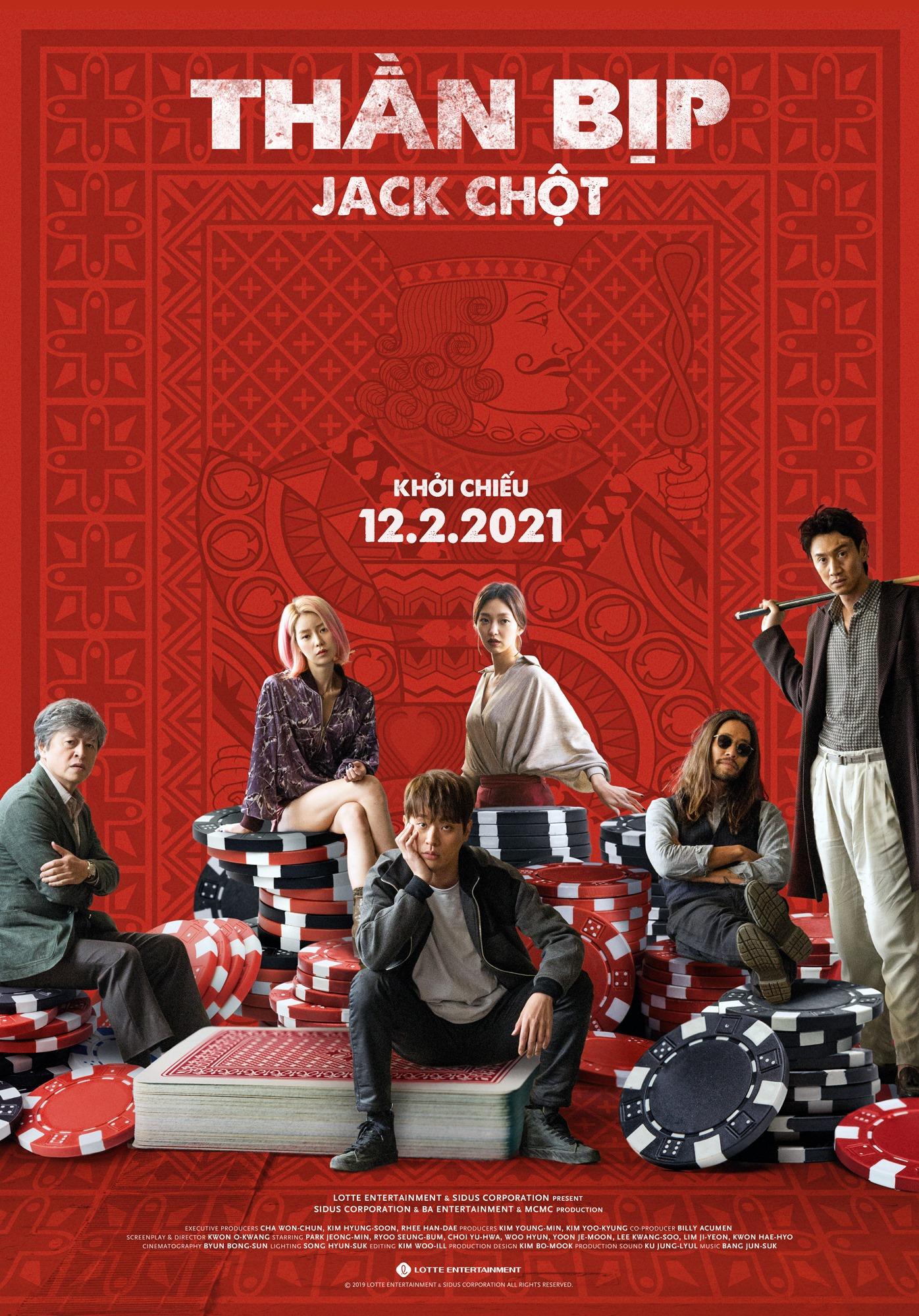 Thần Bịp: Jack Chột – Tazza: One Eyed Jack